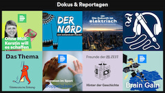 Podcasts auf Spotify
