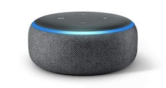 Ein Amazon Echo Dot mit Alexa