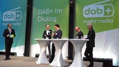 "Auto-Panel bei ""DAB+ im Dialog"" in Berlin"