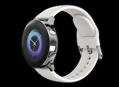 Galaxy Watch Active in Silber
