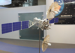 Glonass-K Satellit